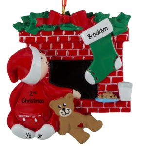 954b8648b5c36 Baby s Second Toddler Christmas Ornaments Archives - Personalized ...