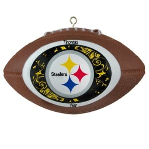 Pittsburgh Steelers Ornaments Archives Personalized Ornaments For You