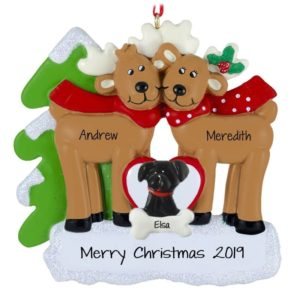 0ed4b5129d508 Couple   Family Ornaments Archives - Personalized Ornaments For You