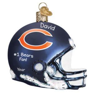 4bc91bb89ac Chicago Bears Ornaments Archives - Personalized Ornaments For You